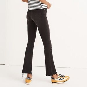 Madewell Cali-Demi Boot Cut Jeans TALL